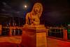 Bridge Lion and Moon
