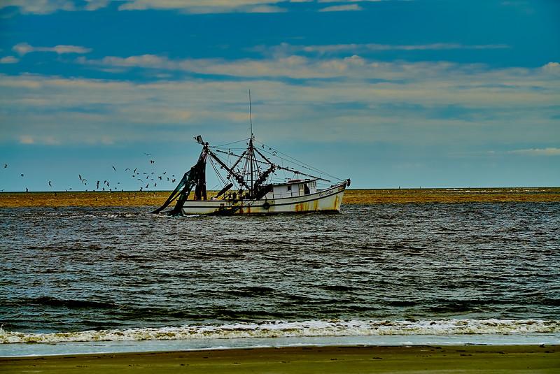 Go Getter Shrimp Boat