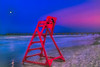 Cooling Life Guard Stand