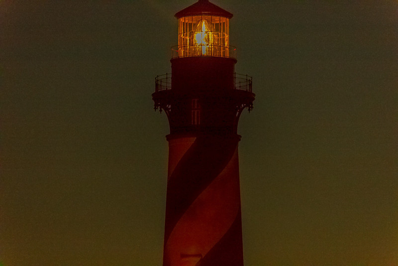 St. Augustine Lighthouse 250mm