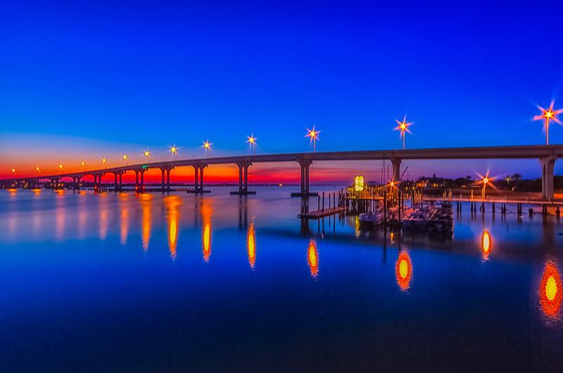 Bridge to the Sunset