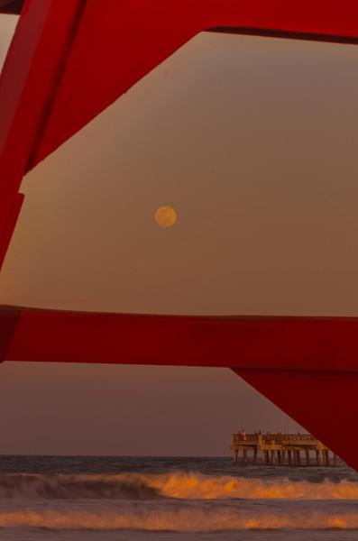 Moon Surf