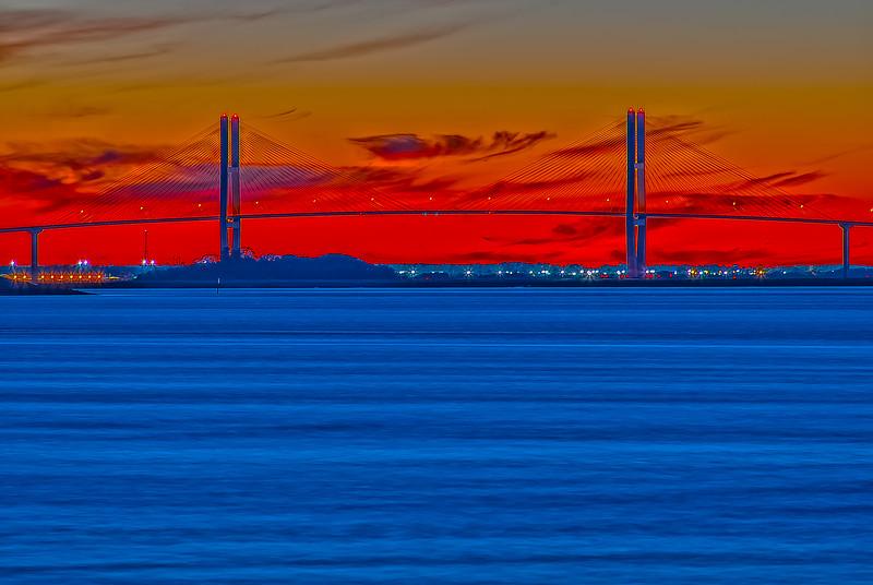 Sunset Bridge Venus Girdle