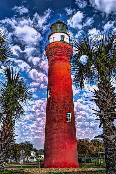 St. Johns River Lighthouse NS Mayport