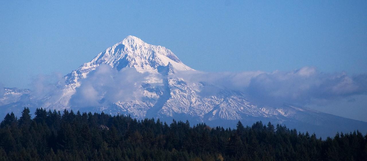 11-01-09  Mt. Hood