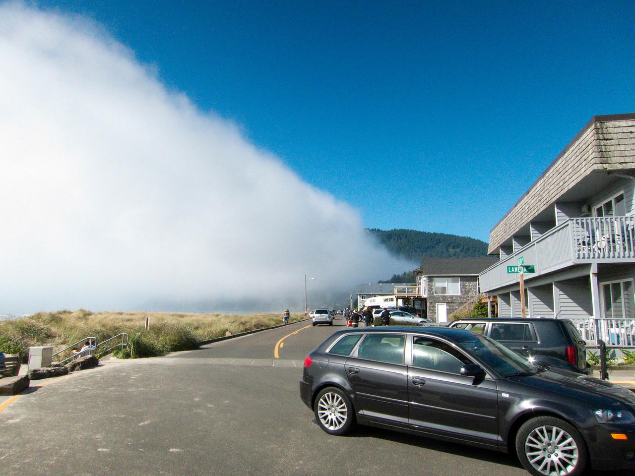 8.31.13  Extreme Fog Bank