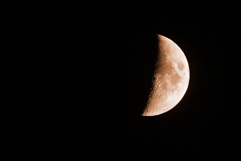11-1-11 Handheld shot of the moon last night.  (updated 11-05-11)