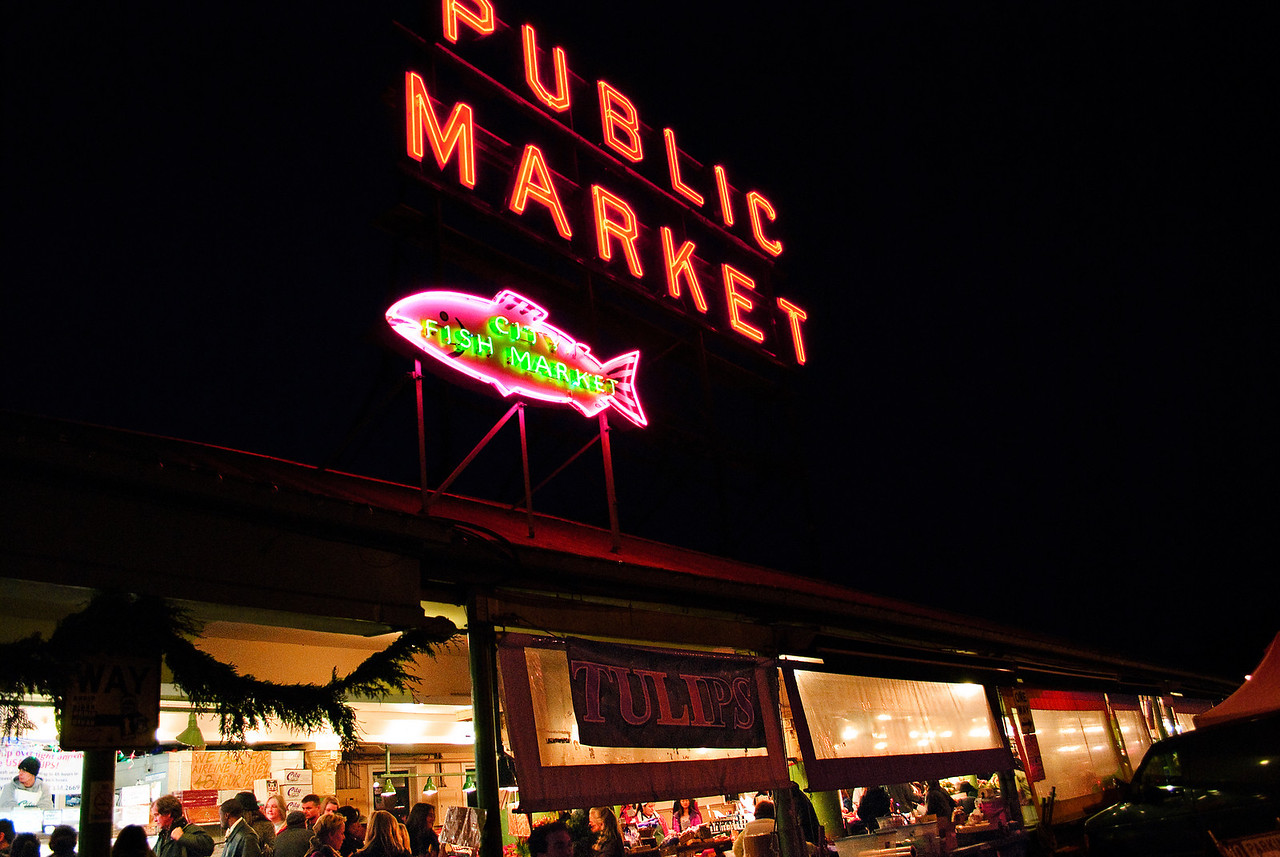 11-25-11 Pike Place Market, Seattle