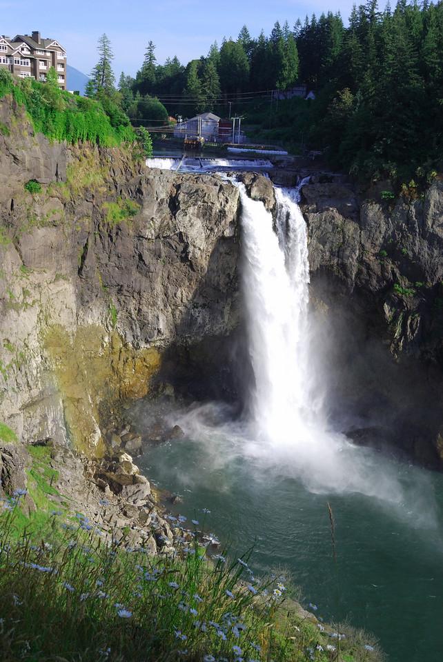7-05-2009  Snoqualmie Falls, Washington