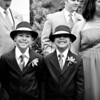 The ring bearers from the wedding I helped out with past weekend. Thank you again for all the wonderful comments