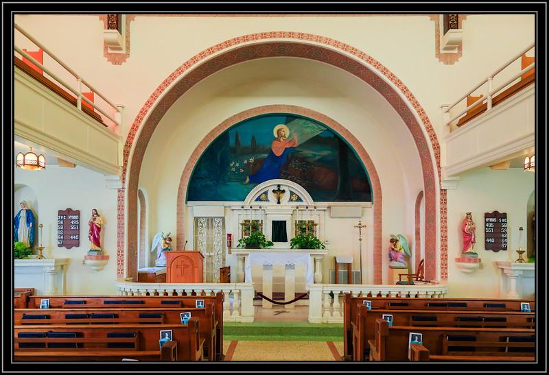St Elizabeth Catholic Church