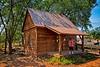 Margaret Hancock Log Cabin