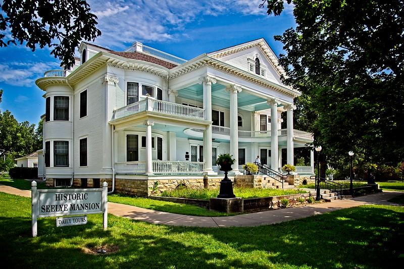 The Seelye Mansion
