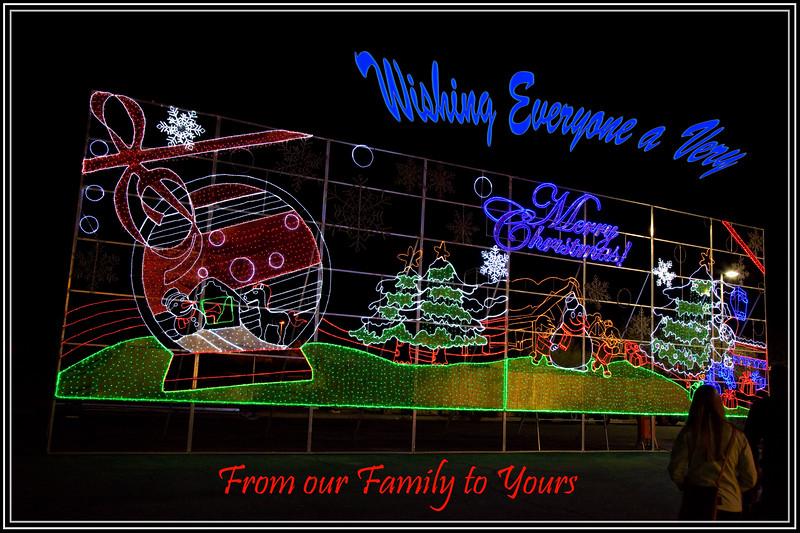 Wishing Everyone a Very Merry Christmas