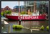 "Alphabet Challenge – ""U"" is for USCG Lightship Chesapeake"