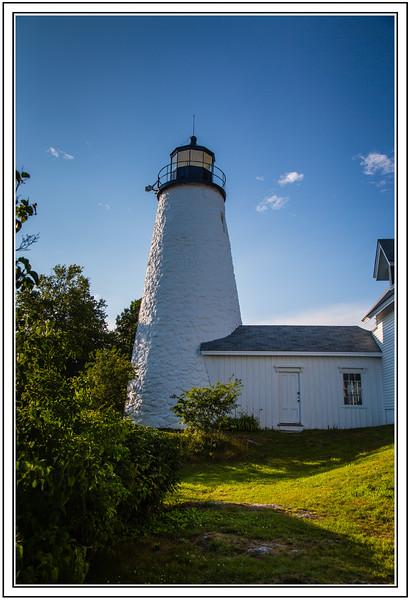 Dice Head Lighthouse