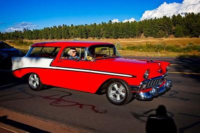 1956 Chevrolet Bel Air Station Wagon