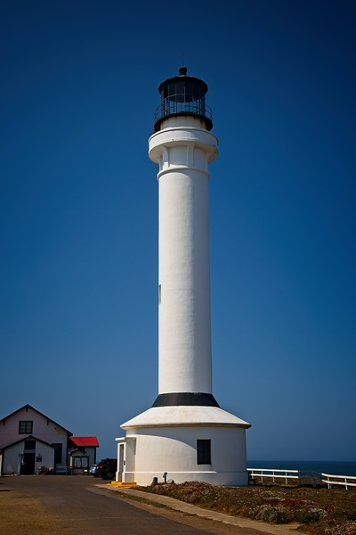 Point Arena - Lighthouse