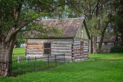 Reformed Church on Turkey Creek 1859