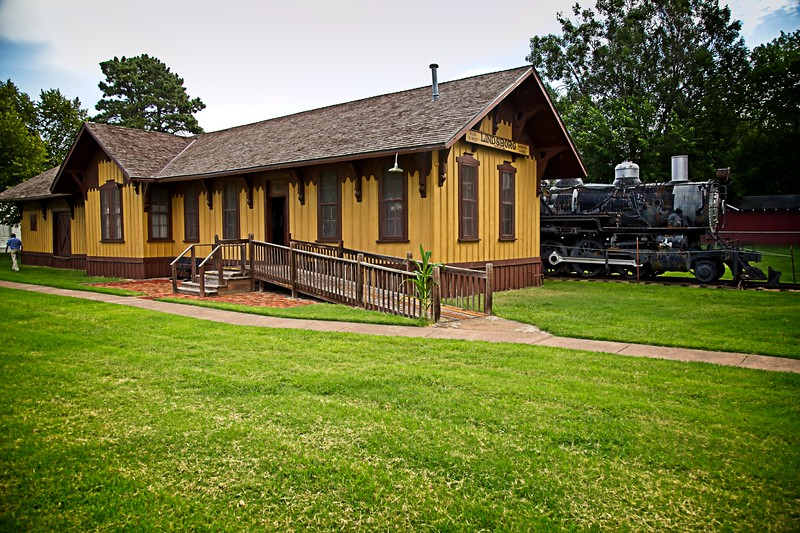 Kansas Pacific/Union Pacific Railroad Depot