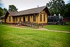 Kansas Pacific/Union Pacific Railroad Depot