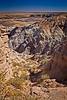 Blue Mesa Scenic View