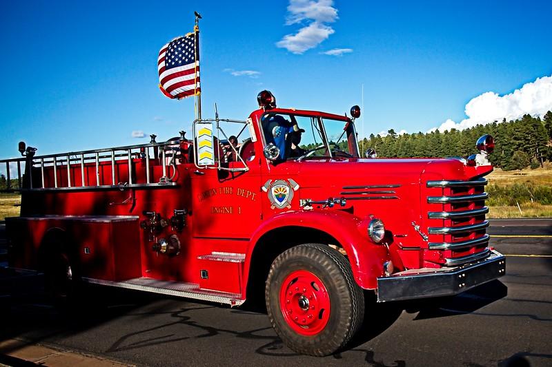 Linden Fire Dept. Engine 1