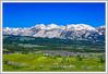 East of Galena Summit Overlook