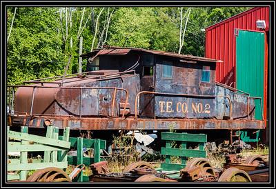 Toledo Edison Company Steeple Cab Locomotive # 2