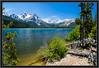 Stanley Lake Overlook - McGown Peak
