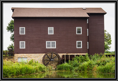 Franklin Creen Grist Mill