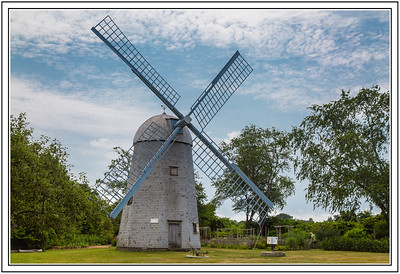 Prescott Farm - Robert Sherman Windmill