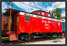 Nickel Plate Caboose #700