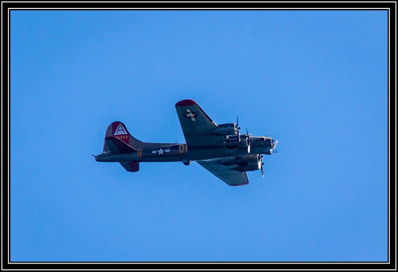 Boeing B-17 Flying Fortress - Nine-O-Nine