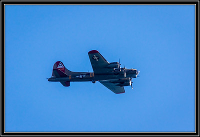 Boeing B-17 Flying Fortress - Nine-O-Nine