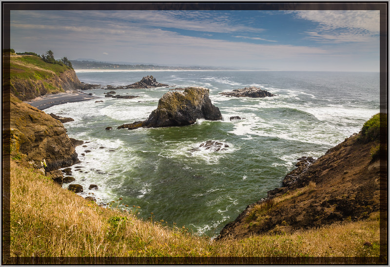 Yaquina Head Lighthouse Area