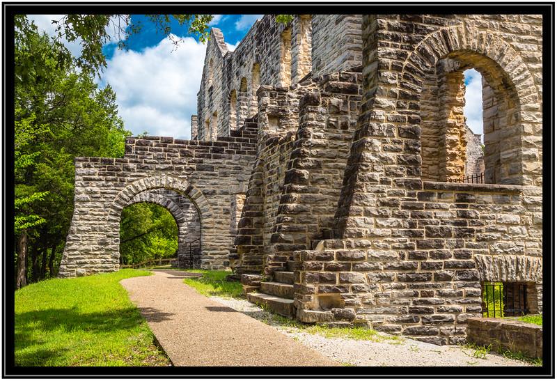 Ha Ha Tonka Castle Ruins