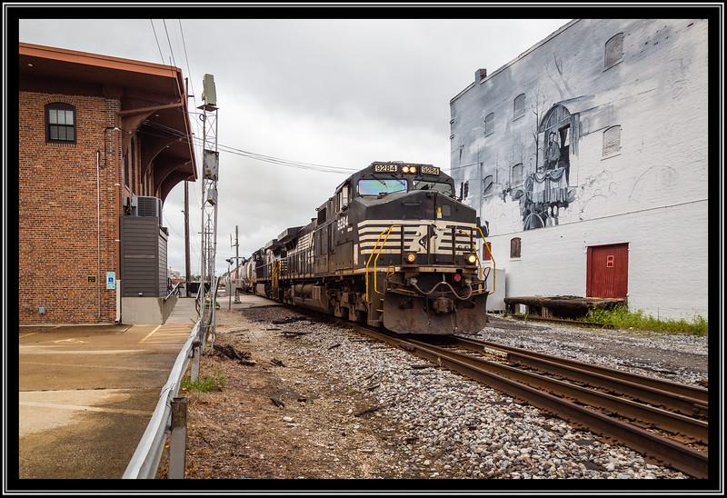 Locomotive 9284
