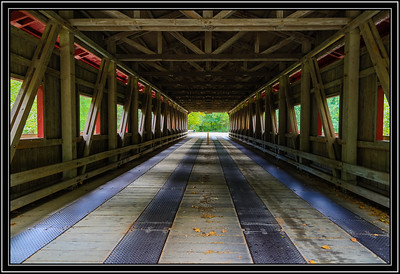 Lake of the Woods Covered Bridge