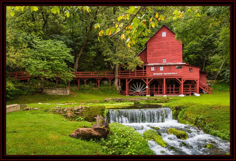 Hodgson Water Mill