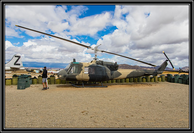 Bell UH-1F Iroquois