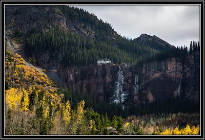 Pandora and Bridal Veil Falls
