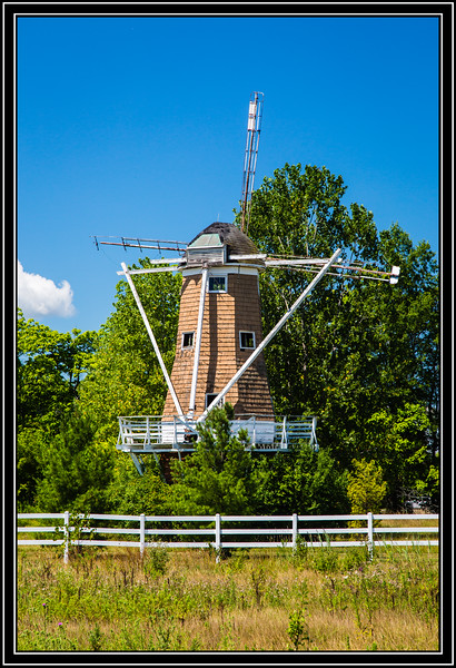 Oberlin Windmill