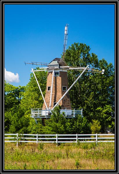 Oberlin Windmill