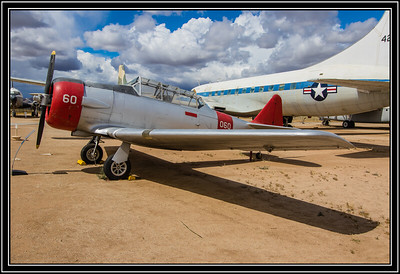 Northrop SNJ-4 Texan