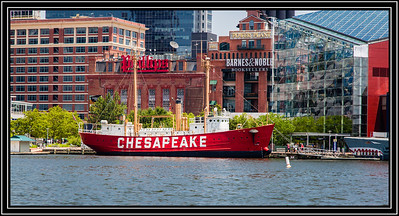 United States Lightship Chesapeake