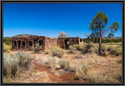 Kinishba Ruins - Site 3