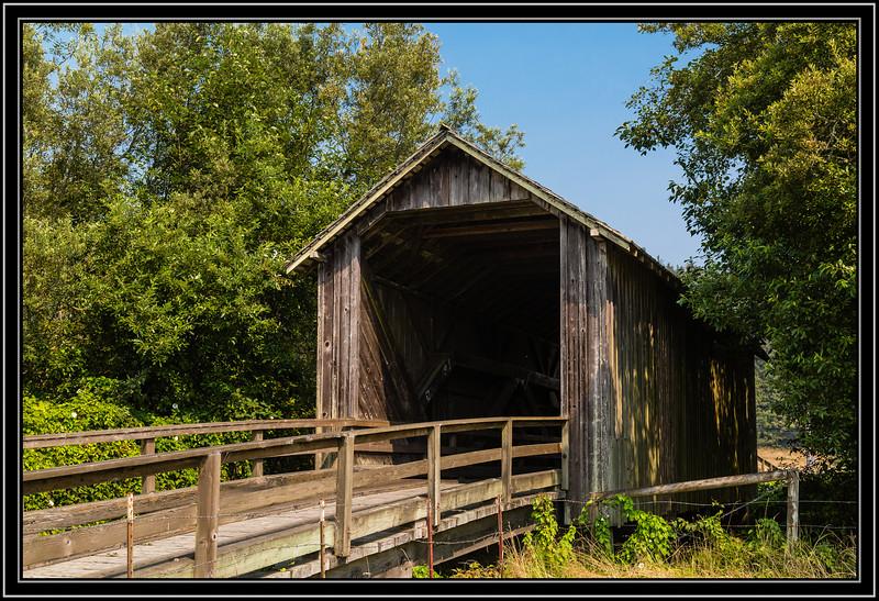 Berta's Ranch Covered Bridge