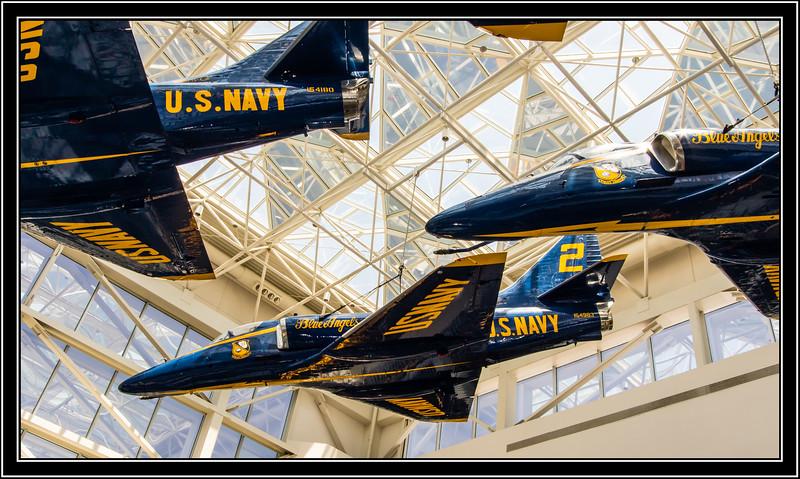 Blue Angels, Douglas A-4 Skyhawk