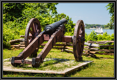 Yorktown Battlefield and Area